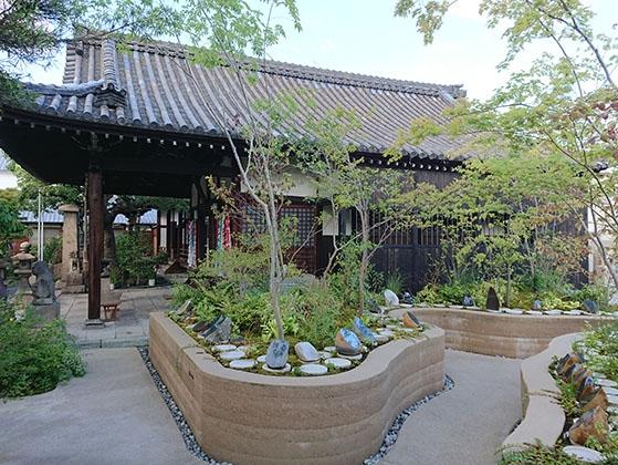 月蔵寺日月園