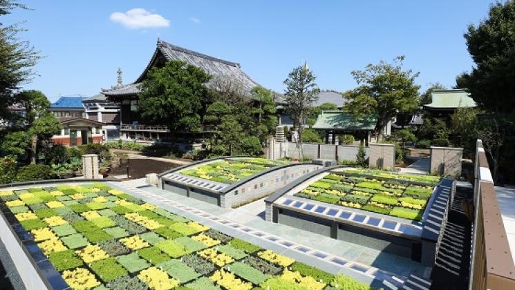 日蓮宗 長昌山 立源寺 自由が丘樹林霊園パドマの画像1