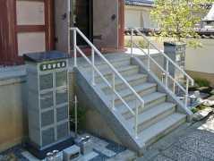 圓妙寺 のうこつぼ