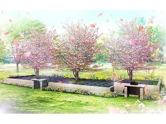 鹿沼樹木葬『清陵苑』