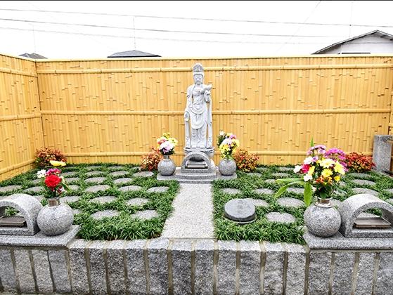 小田原いさいだ樹木葬墓地