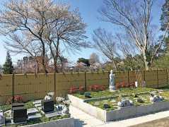 土気さくら樹木葬墓地