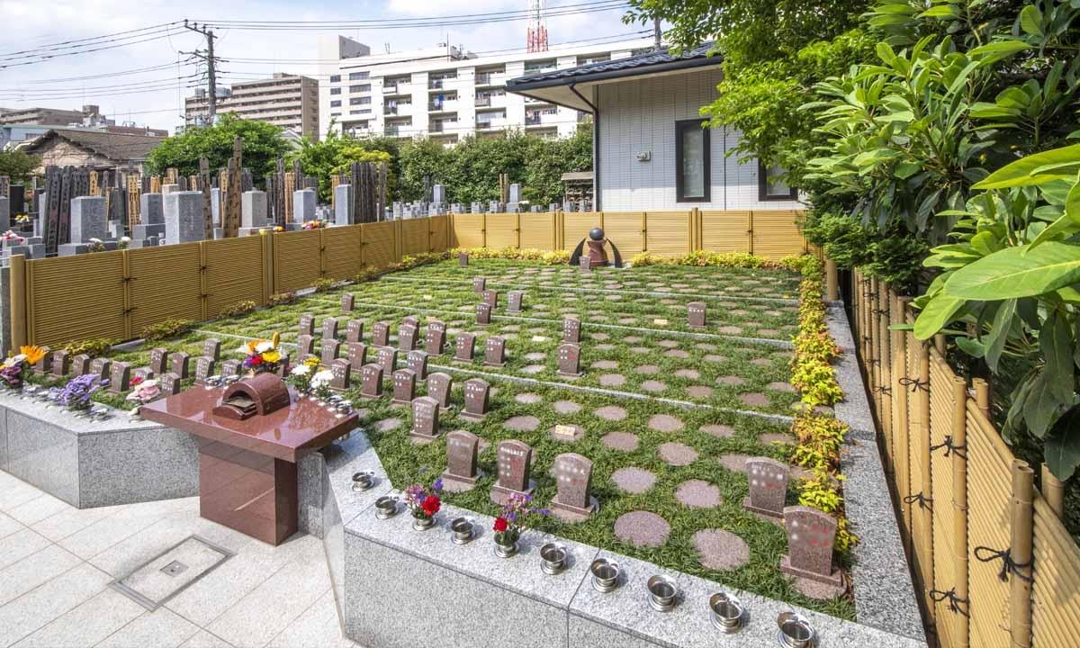 安樂寺 永代供養墓・樹木葬の写真