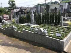 多摩稲城やすらぎ樹木葬墓地