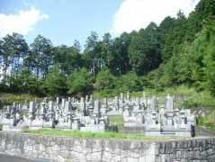 盛林寺墓地
