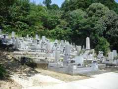 長昌寺墓地