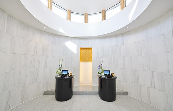 合葬納骨堂「てらす」の画像