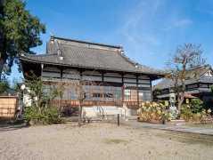長慶寺墓地