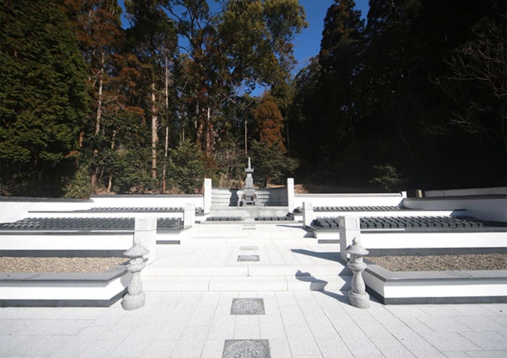 観音寺 樹木葬・永代供養墓「安養室」1