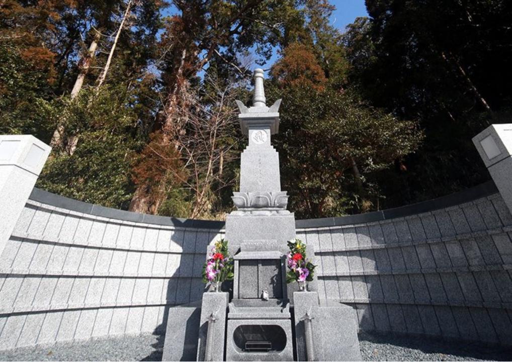 観音寺 樹木葬・永代供養墓「安養室」2