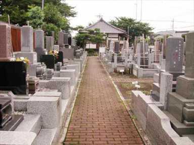 龍福寺墓苑