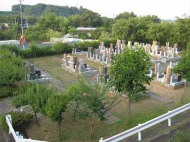 妙観寺墓苑