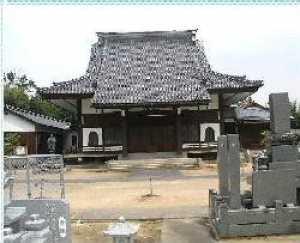 極楽寺墓地