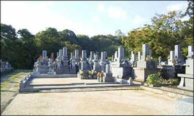 大山寺墓地