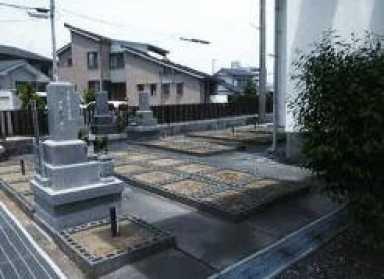 浜松大蒲町墓地