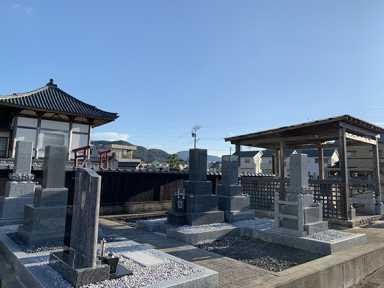 宝円寺 メモリアルフォレスト越前 奥の院区画