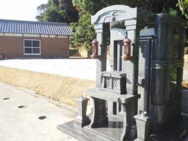 新法寺墓苑