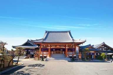 長光山 香正寺 境内墓地・納骨堂