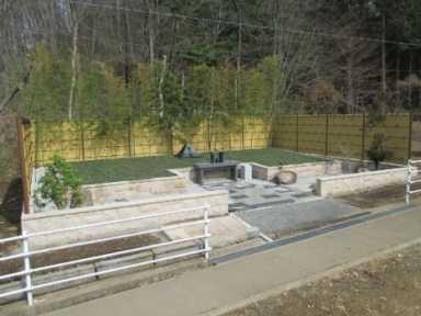 光明の里霊園 寿木葬「竹」