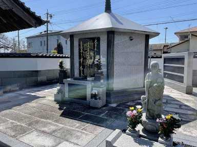 妙法寺 永代供養塔「蓮華廟」
