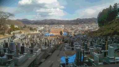 吉祥寺墓地