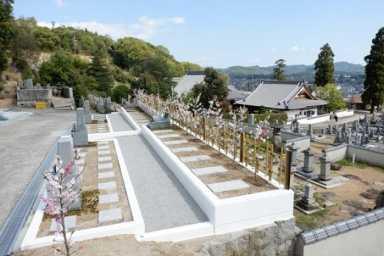 樹木葬永代供養墓地「桃華林」