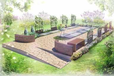 樹木葬霊園ガーデンヒル那須塩原