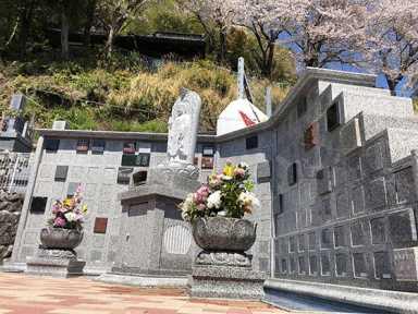 大安寺 個別供養塔