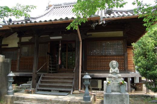 普門寺 本堂