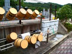 手桶や水回り設置