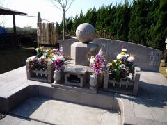 当霊園の永代供養墓