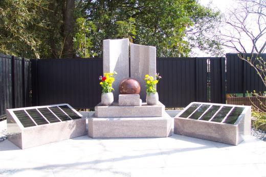 ペット合同墓