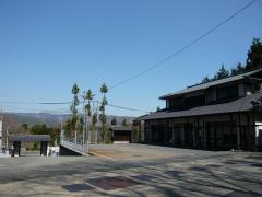 福田寺遠景