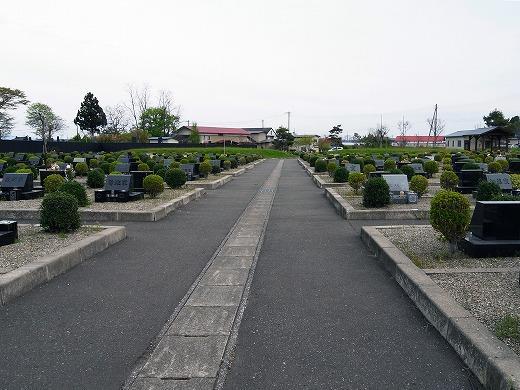 中央の通路