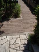 苑内の通路