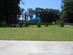 芝墓地区画