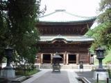 ご本尊の地蔵菩薩像が安置されている仏殿