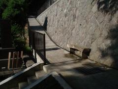 階段とスロープ