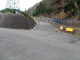 園内は車道が整備されている。かなり奥の方までいける。