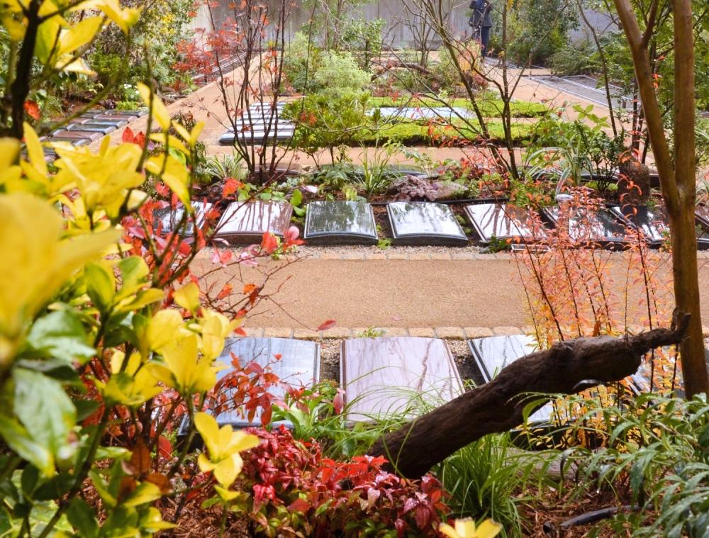 【行ってきました】東京タワーが見える樹木葬墓地。芝庭苑の開眼法要