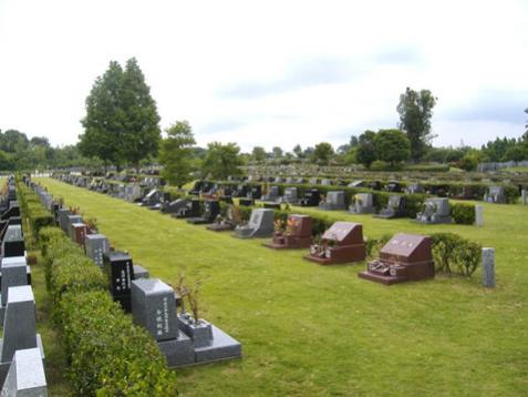 名古屋市営みどりが丘公園墓地