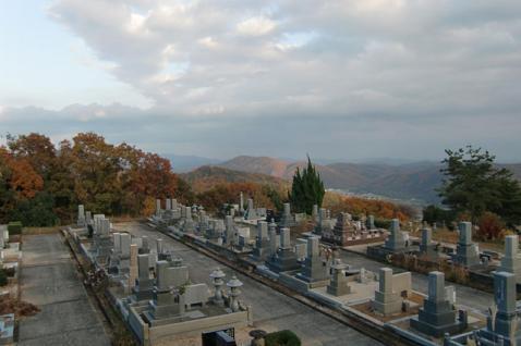 笠井山霊園
