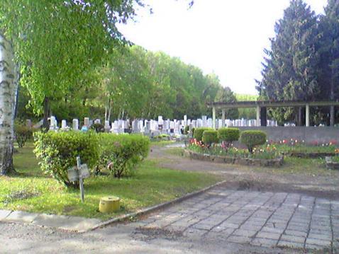 札幌市営平岸霊園