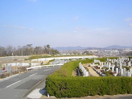 神戸市立鵯越墓園