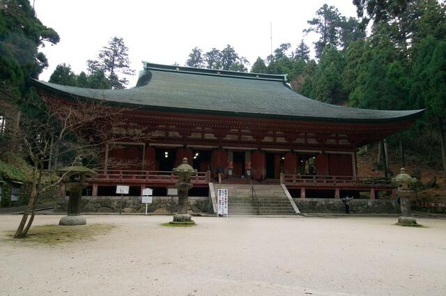 延暦寺 釈迦堂