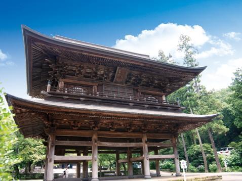 円覚寺 三門