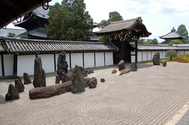 東福寺 方丈庭園南庭