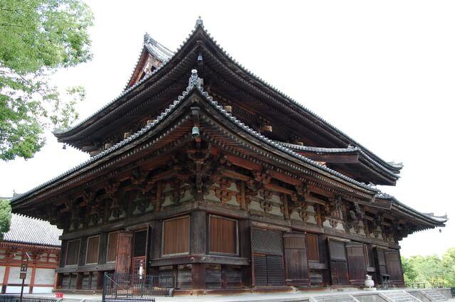 真言宗総本山 東寺(教王護国寺)金堂