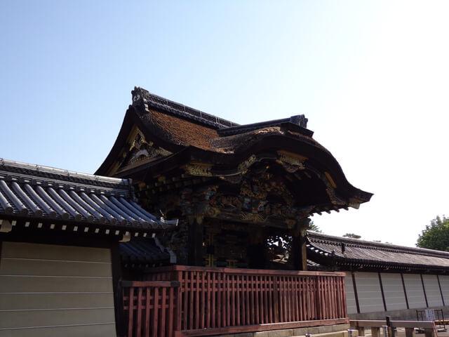 西本願寺国宝唐門