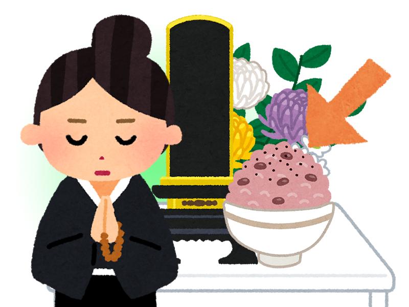 福井県のお墓の独特な風習について
